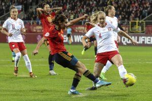 Frustrante resultado para la selección española