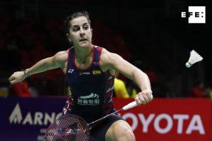 Carolina Marín cae en las semifinales del Abierto de Tailandia