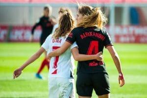 Un buen Sevilla empata a 2 contra el Atlético de Madrid