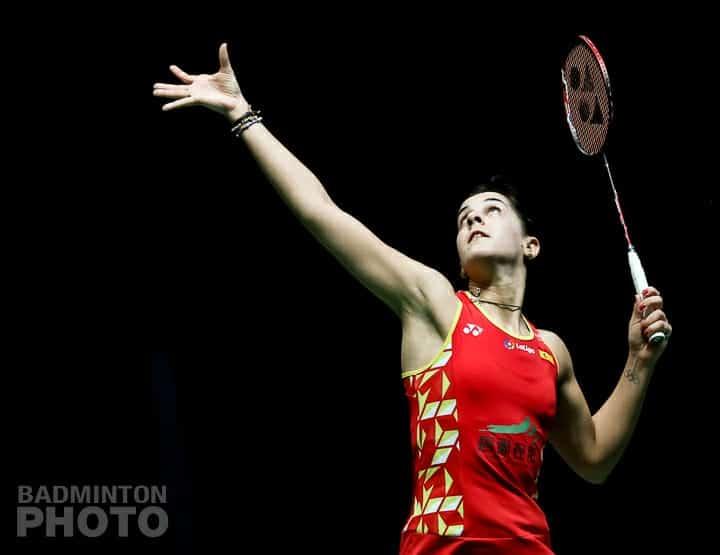 Carolina Marín volverá a enfrentarse a Saina Newhal en Malasia