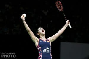 Carolina Marín consigue llegar a la final del Masters de Indonesia