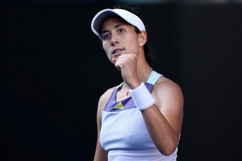 Garbiñe Muguruza se mete en la final del Open de Australia