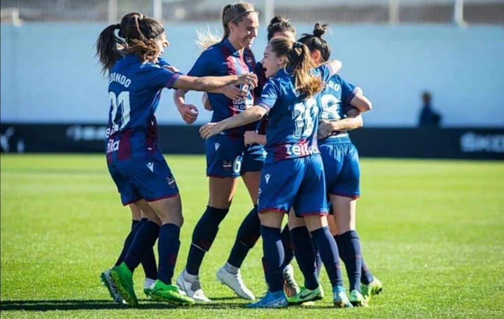 Gran victoria para el Levante femenino