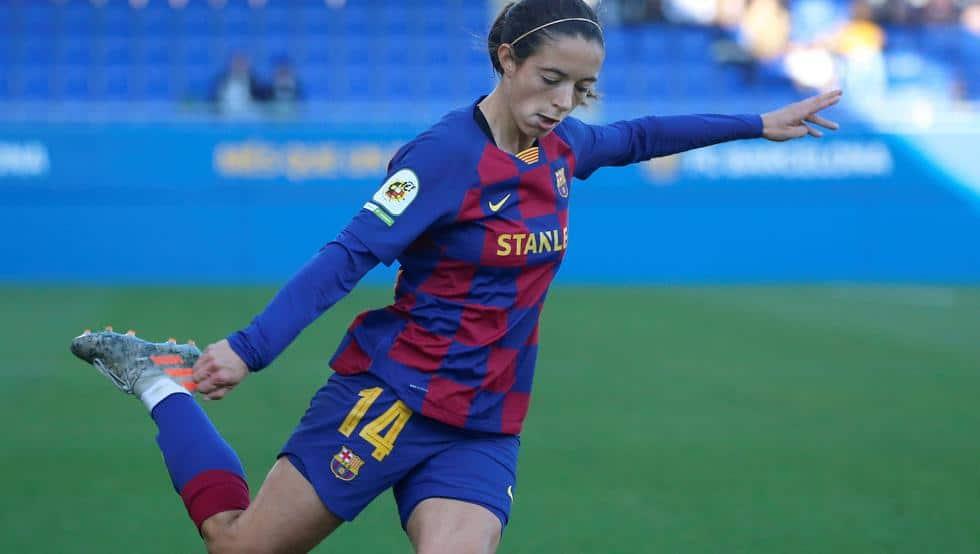 Una victoria más para el Barcelona Femenino