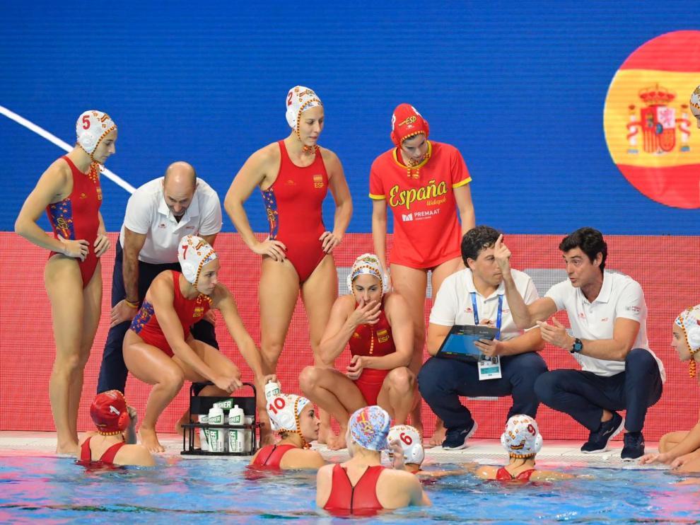 España gana a Grecia y se mete en las semifinales del Europeo