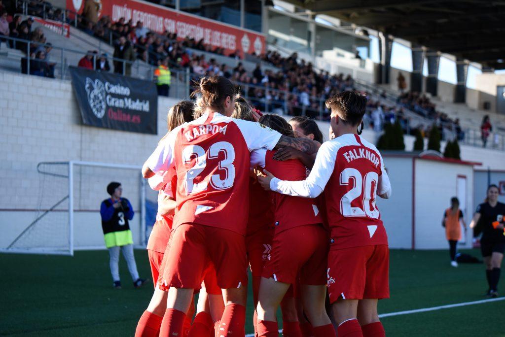 El Sevilla vence al Madrid y ya está en semis