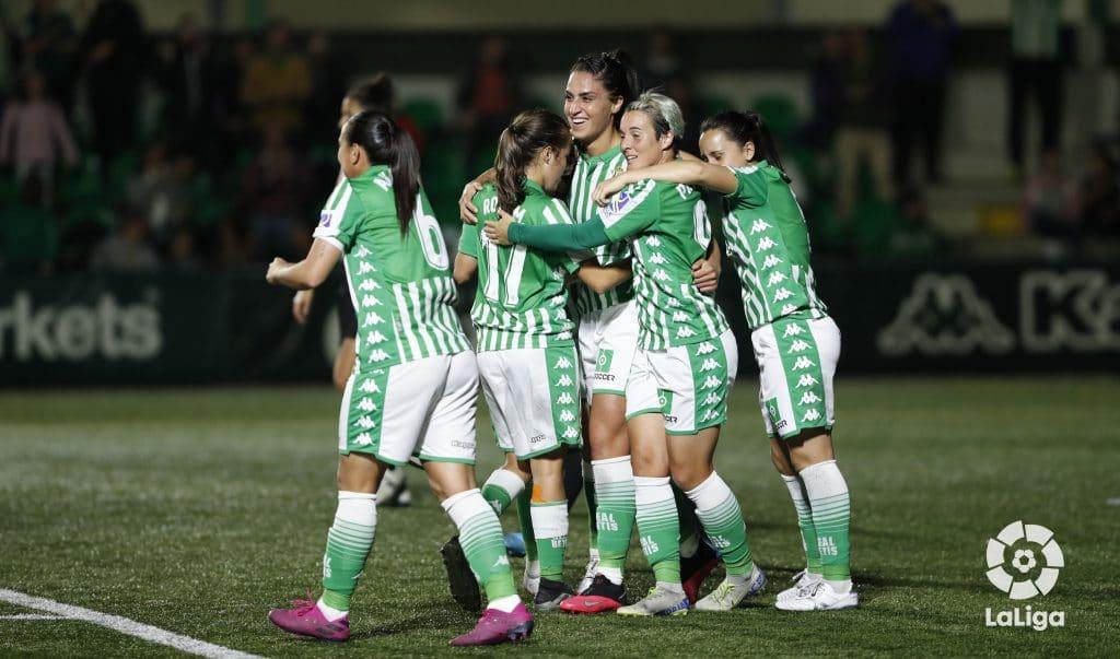 El Betis Féminas vence al Espanyol (2-1)