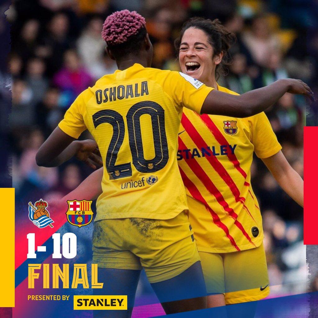 Baño de goles en la final de la Supercopa