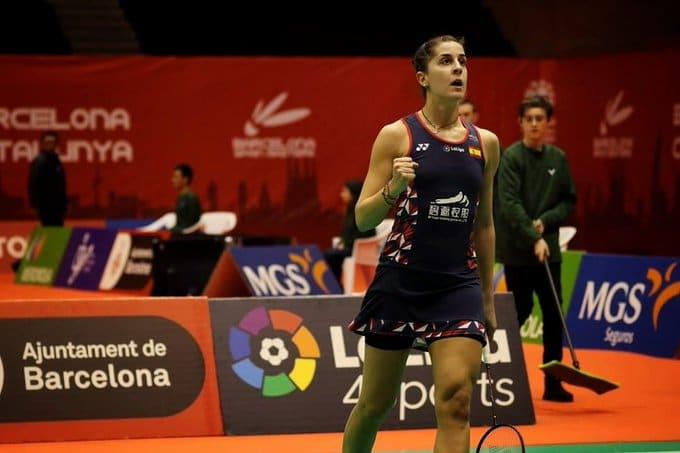 Semifinales de Barcelona para Marín