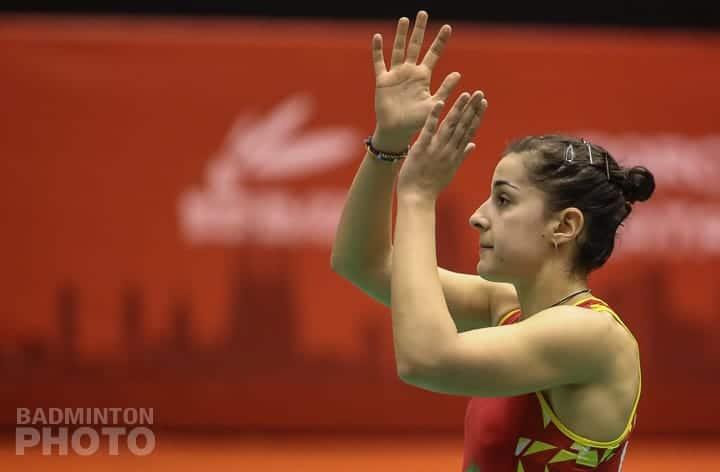 Portada Carolina Marín final Masters España