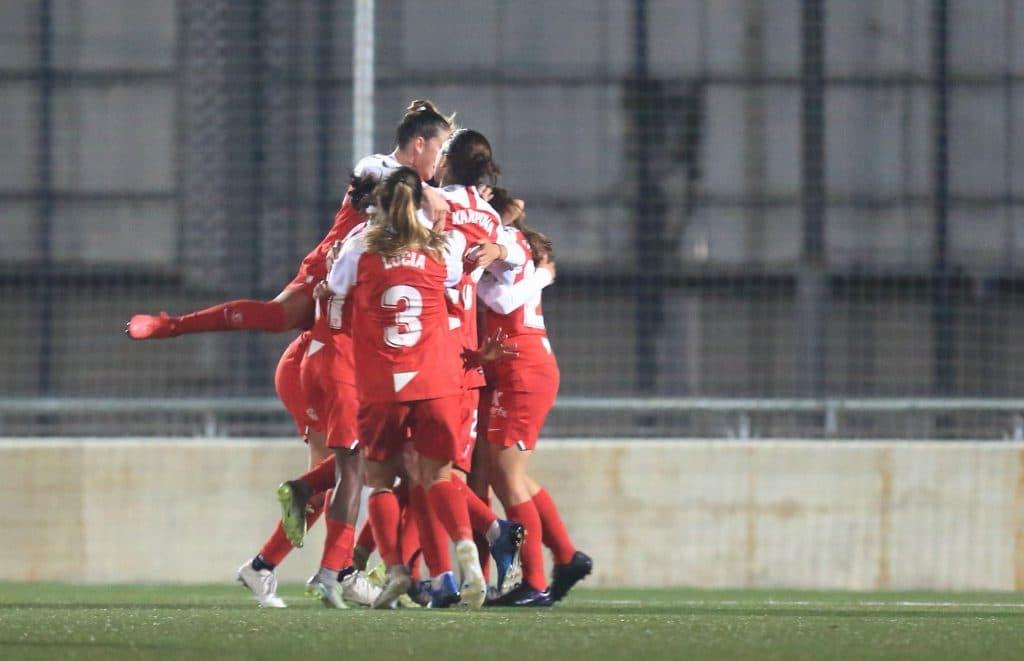El Sevilla se lleva los tres puntos ante el Espanyol