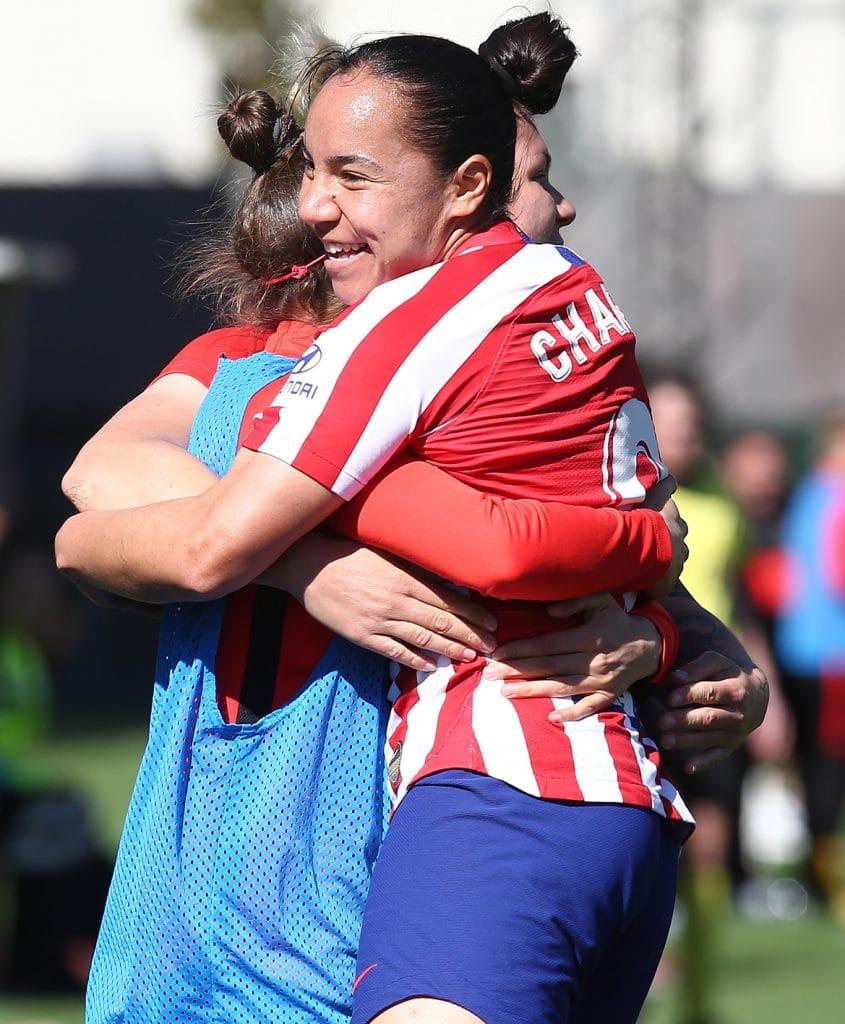 El Atlético gana el derbi madrileño gracias a Charlyn Corral