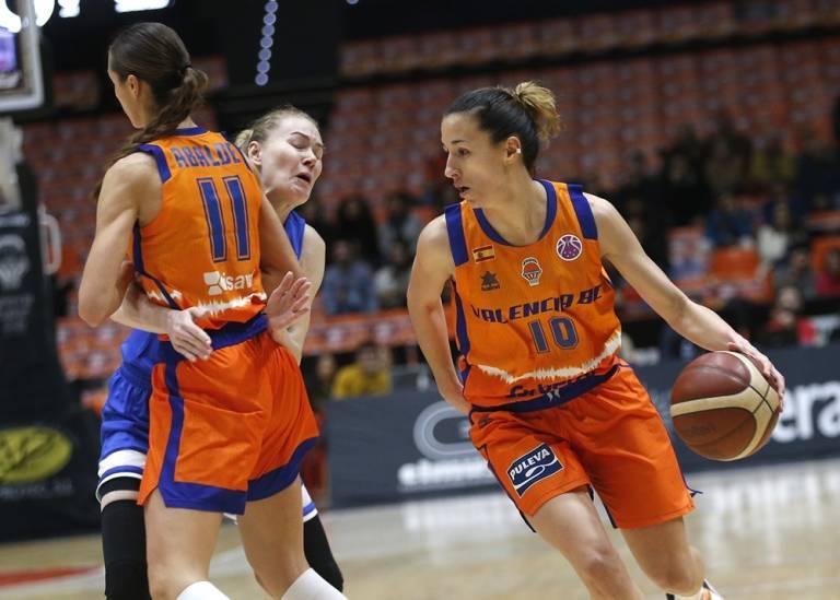 Valencia, Gernika y Avenida, a octavos de final de la Eurocup femenina