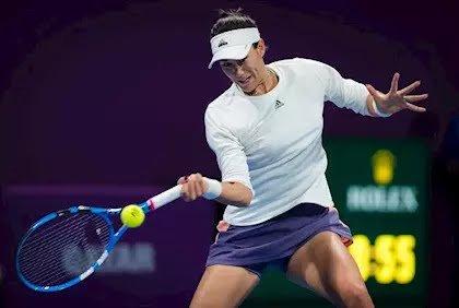 Muguruza cae en cuartos de Doha ante la número uno mundial
