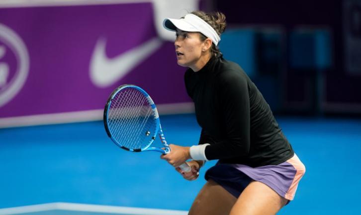 Muguruza gana a Yastremska en octavos de Doha