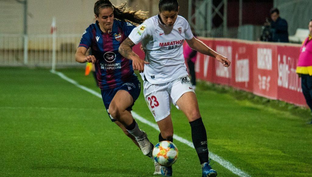 Derrota del Sevilla frente al Levante