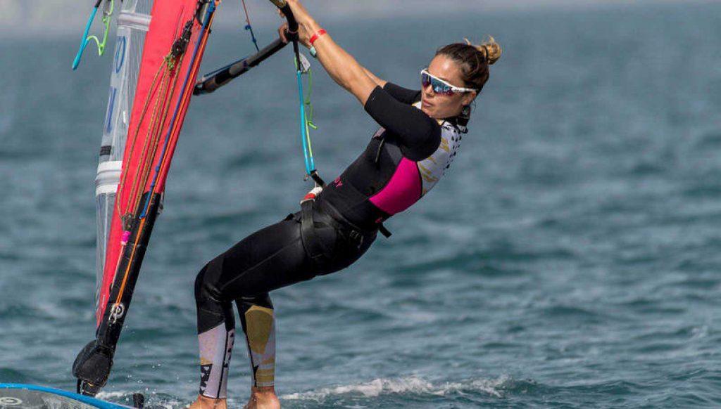 Blanca Manchón, novena en el Mundial de la clase RS:X