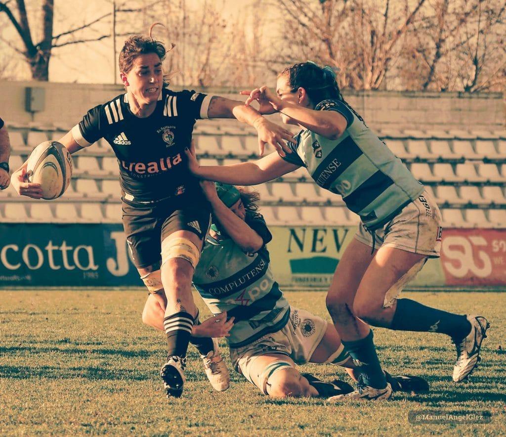 Carmen Pérez, una vida rodeada de rugby