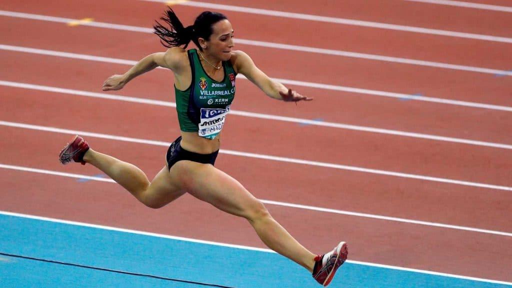 Patricia Sarrapio, toda una vida dedicada al atletismo