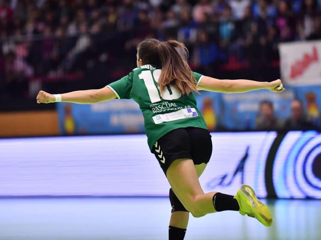 Jénnifer Gutiérrez triunfa en los All Star de la Liga Guerreras