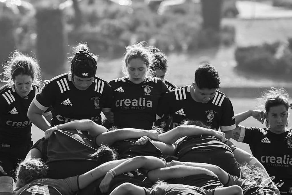 """""""Creo que cada vez estamos más cerca del rugby masculino, pero obviamente no se ha llegado a una igualdad."""""""