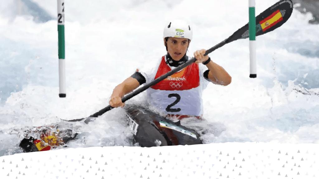 Maialen Chourraut, una brava bicampeona olímpica