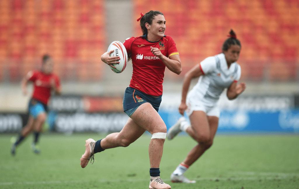 Las Leonas continúan en la élite de las series mundiales de rugby