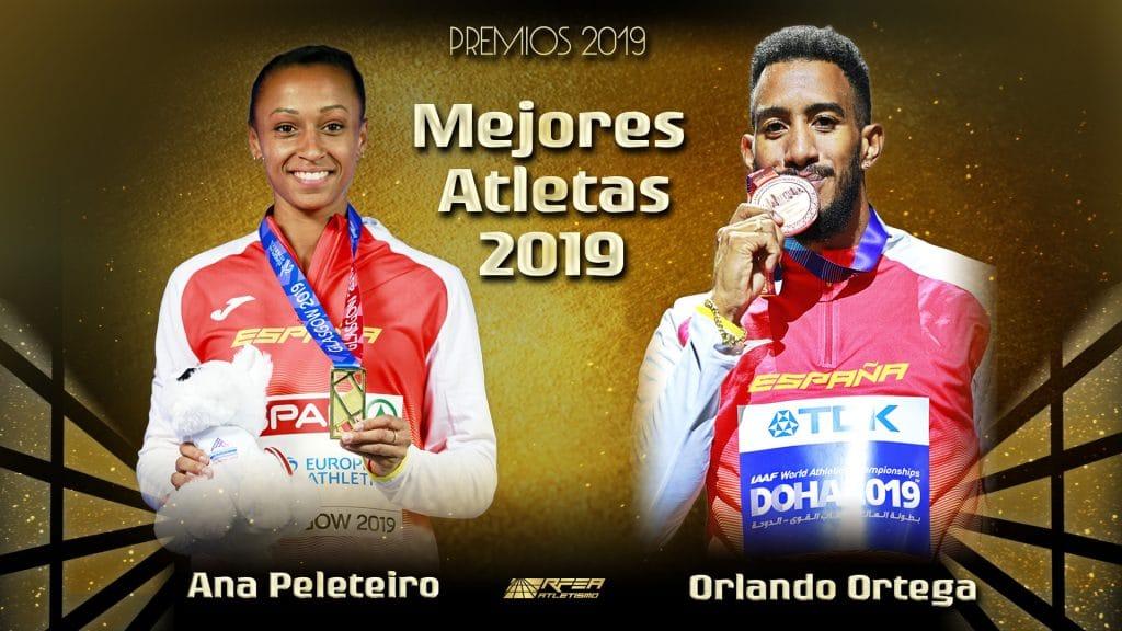 Ana Peleteiro, mejor atleta española del 2019