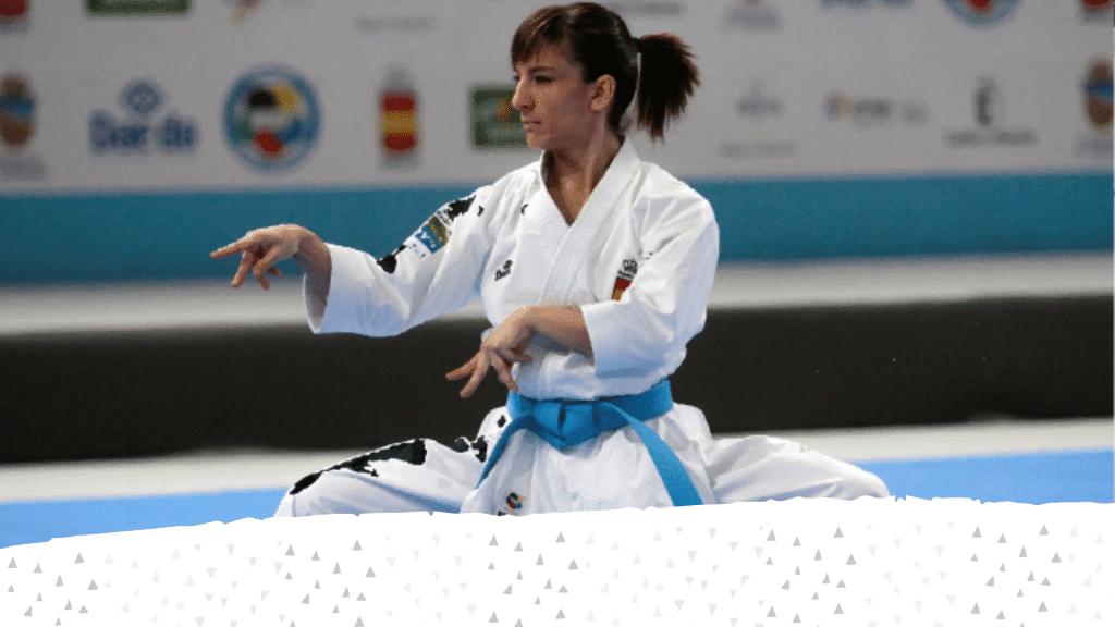 Sandra Sánchez, kárate y constancia