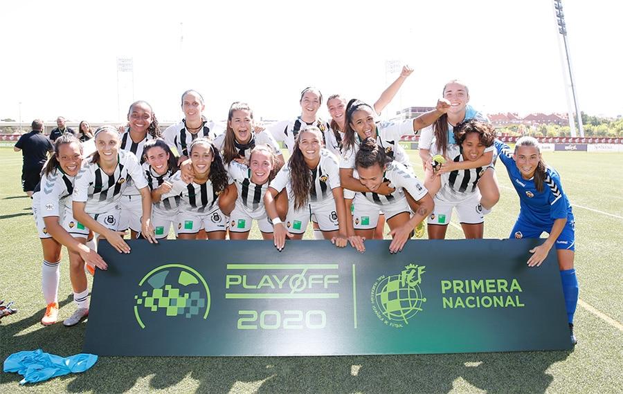 Juventut Almassora, UD Aldaia, Espanyol B y La Solana son equipos de Reto Iberdrola