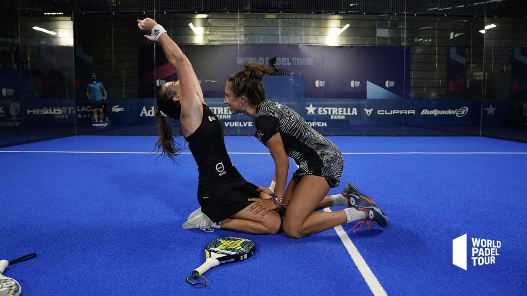 Marta Ortega y Bea González ganan el Madrid Open