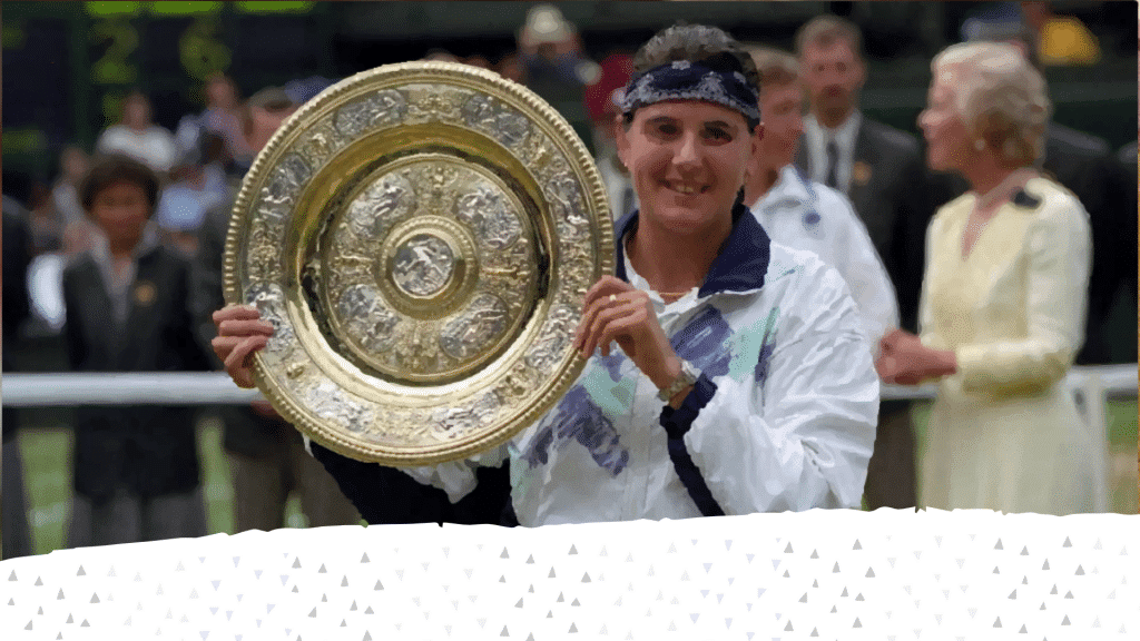 Conchita Martínez, historia del tenis español