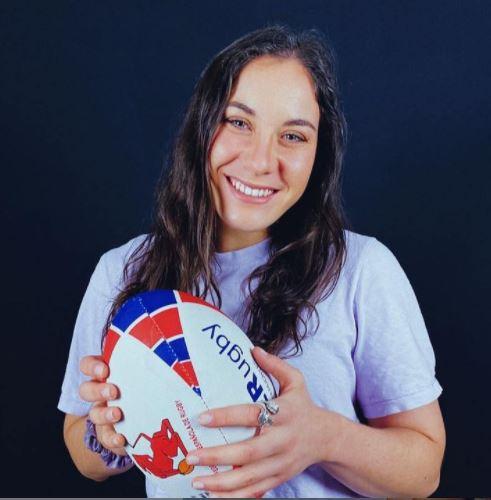 María Losada, impulsora del rugby como herramienta de cambio social