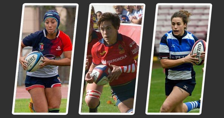 El rugby femenino español vuelve el 8 de noviembre