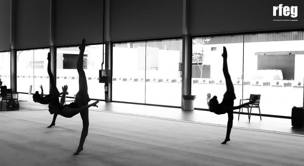 La RFEG anuncia las gimnastas participantes en el equipo nacional sénior y junior de conjunto