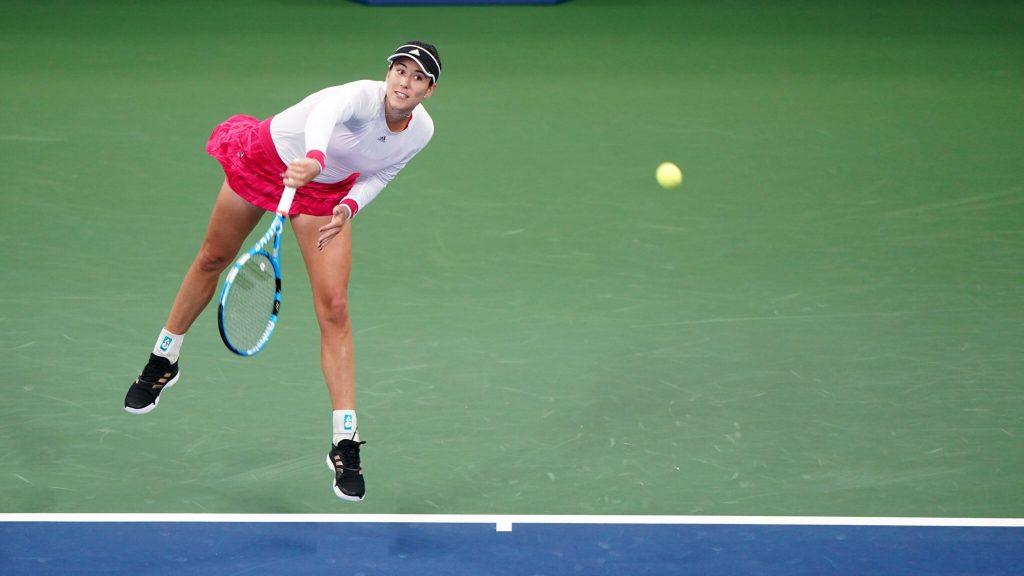 Muguruza, Sorribes y Bolsova, avanzan en el US Open