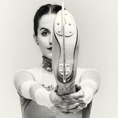 """Sonia Lafuente: """"El patinaje artístico es un deporte muy variado, que te da la posibilidad de conocerte como persona y de expresar tus sentimientos con la música"""""""
