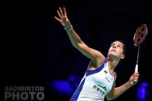 Carolina Marín, remontada y a semis del Open de Dinamarca