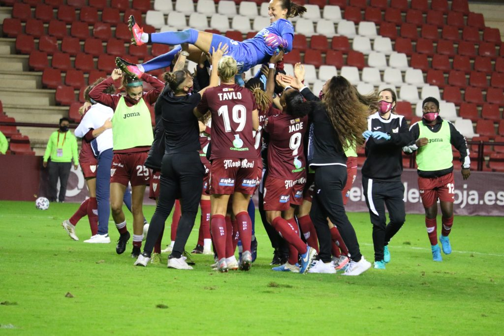 EDF Logroño y FC Barcelona finalistas de la Copa de La Reina