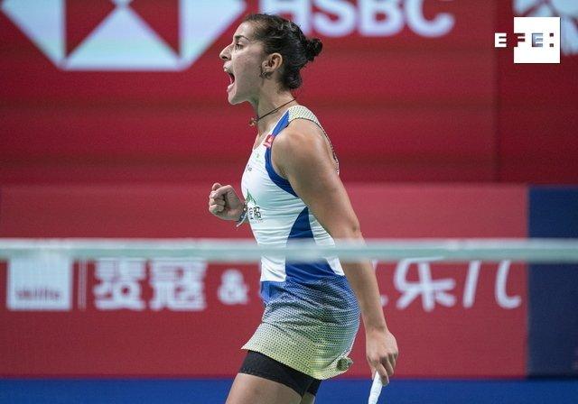 El Open de Dinamarca ya espera a Carolina Marín en la final