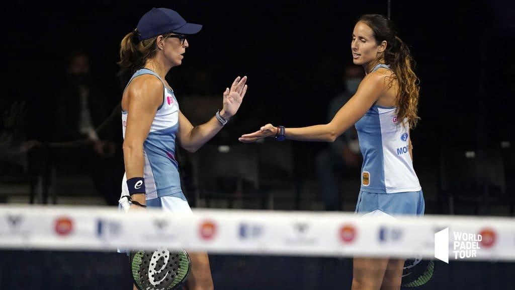 Gemma Triay y Lucía Sainz campeonas de Estrella Damm Barcelona Master