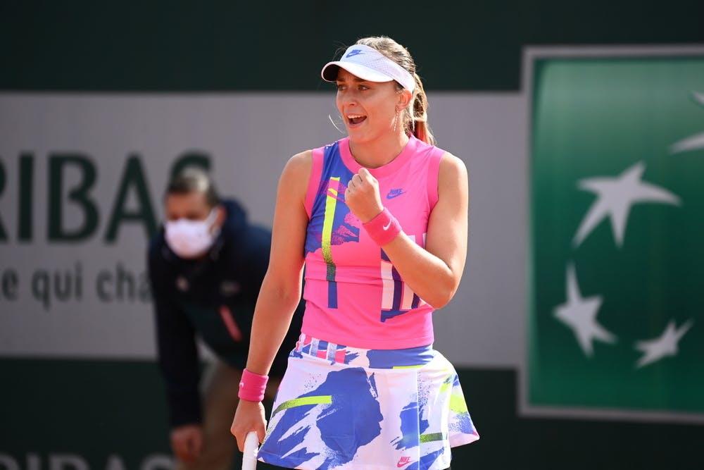 Paula Badosa sigue soñando en Roland Garros