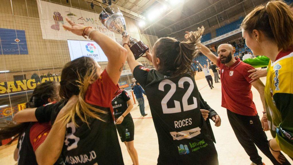 Sorteados los cruces de la Copa de Europa Femenina de hockey patines