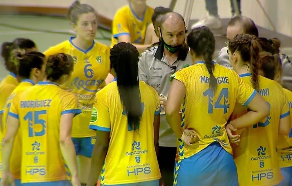 El Rocasa pasa directamente a la tercera ronda de la EHF European Cup