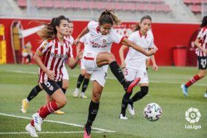 El Sevilla pierde 0-2 contra el Athletic Club