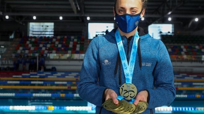 Lidón Muñoz triunfa en el Nacional de Castellón con 10 oros