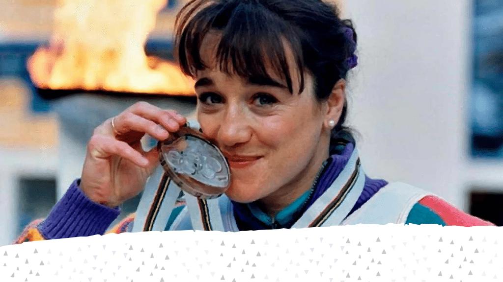 Blanca Fernández Ochoa, la primera medallista olímpica