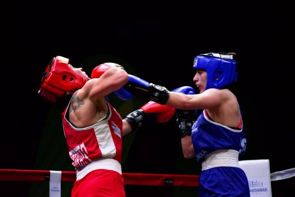Se estrena la Liga Iberdrola de Boxeo con un éxito absoluto