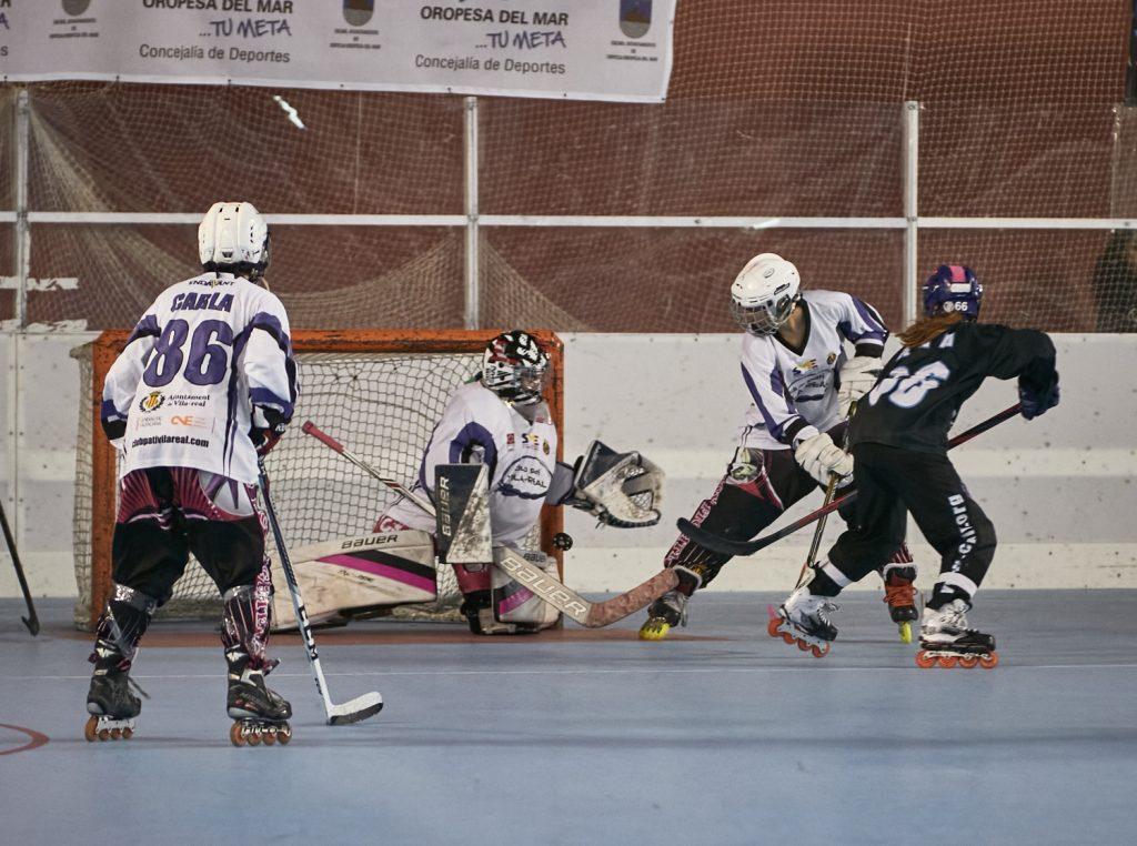 Comienza la segunda fase de la Liga Élite de hockey línea femenino