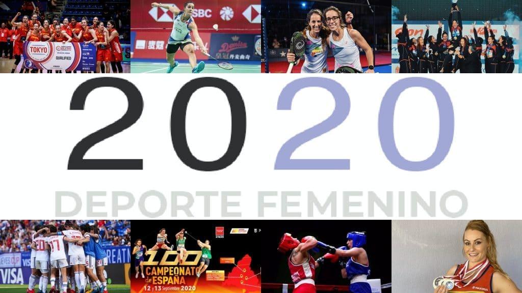 Los mejores momentos del deporte femenino en 2020